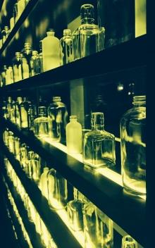 Bottles at Sobou