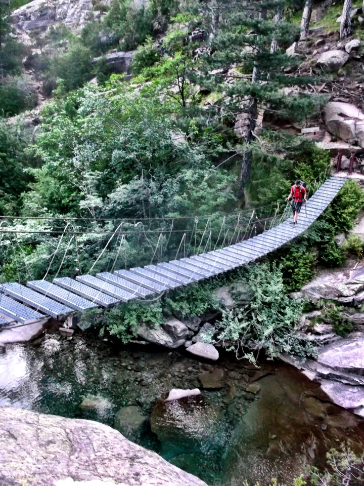 That One Bridge Where that Lady Cried