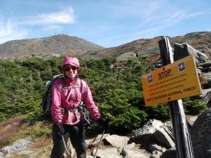 mt washington hike appalachian trail