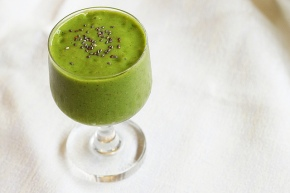 High Protein Green Smoothie Recipe