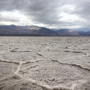 Badwater Basin Salt Flat