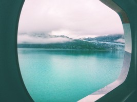 _Alaskan cruise window
