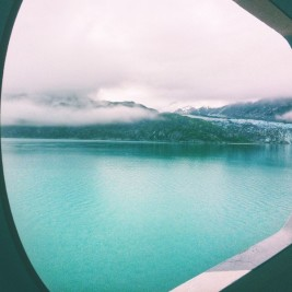 _Alaskan cruise window