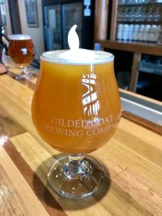 Gilded Goat beer