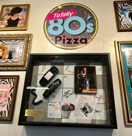 Totally 80's Pizza