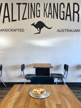 Pie at Waltzing Kangaroo