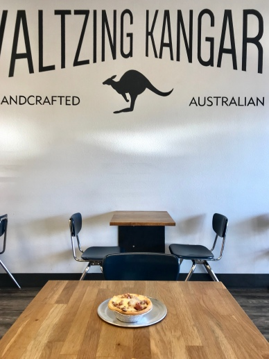 Pie at Waltzing Kangaroo