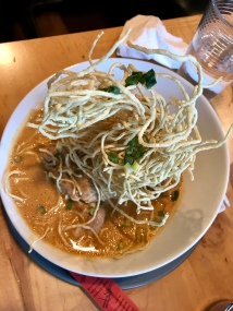 Food at Cafe de Bangkok