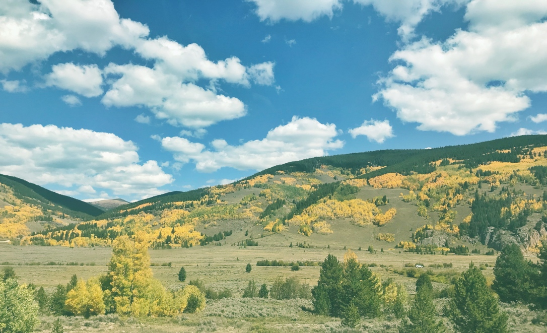 driving through co 5