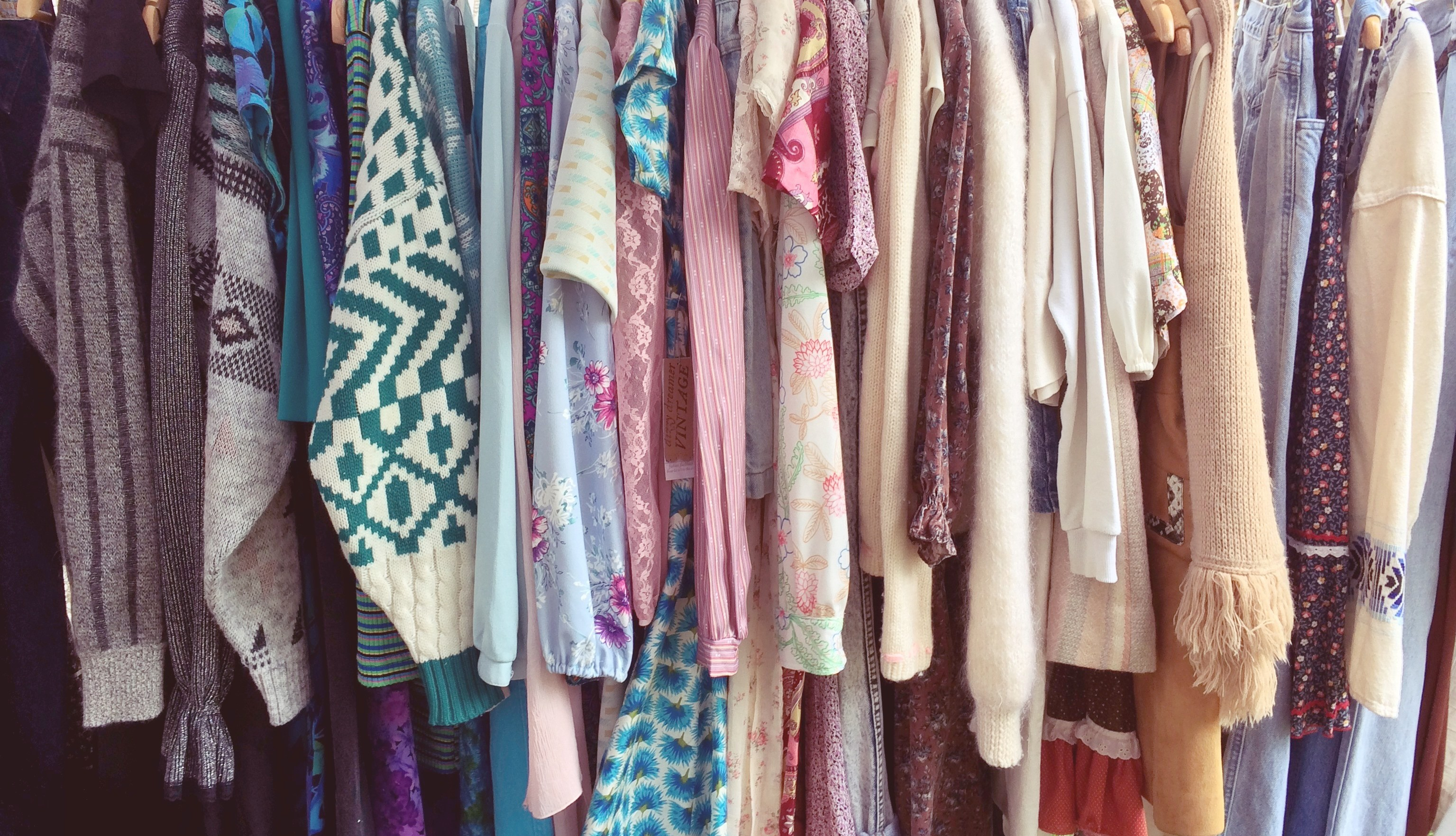 Quitting Fast Fashion & Creating a Sustainable Closet